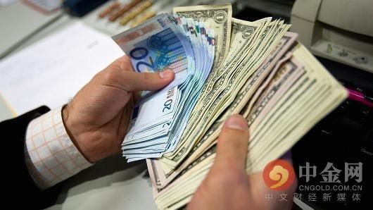 美银美林:IMF外汇储备数据支持看空欧元/美元