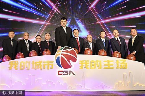 上任CBA公司董事长一周年,姚明的新改革方向是FIFA+NBA