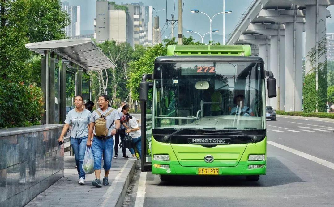刷脸进站,扫码搭车!重庆19条公交线路和6条轻轨将有大动作!
