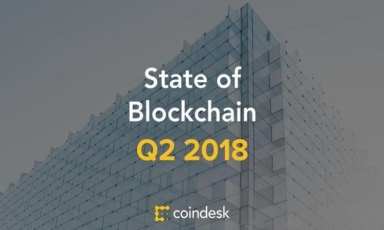 Coindesk 2018年Q2区块链报