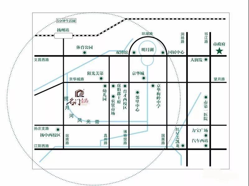 今天我实探扬州西区一顶级豪宅,二手房卖2