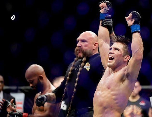 UFC冠军大力鼠每天沉迷网游4小时,仅训练2小时,这次痛失冠军