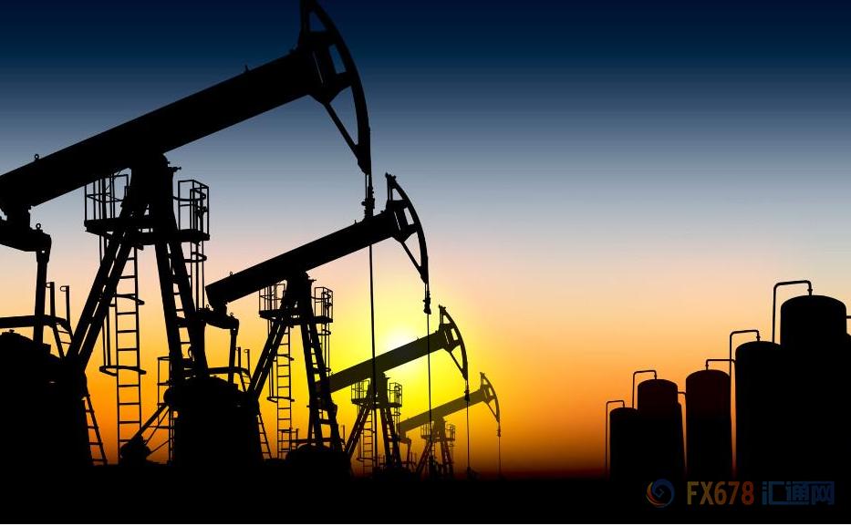 中國INE原油四連陽喜迎漲停,因全球原油供給仍有心無力