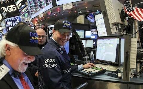 英媒:美股有望创最长牛市纪录 大部分人却持怀疑态度