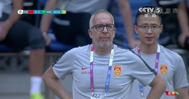 今夜!中国足球再遭打