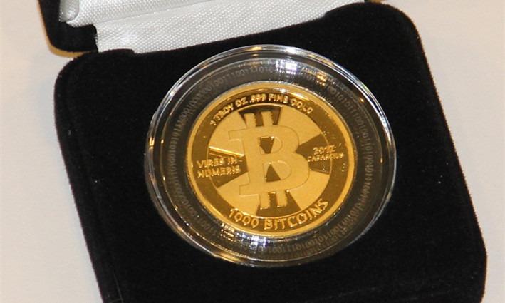 全球最贵的比特币!一枚价值1000 BTC