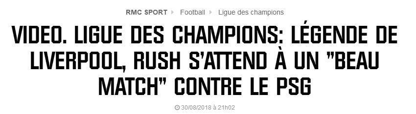 无惧死亡之组!拉什:利物浦有能力再进欧冠