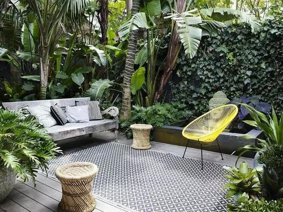 民宿庭院设计:院子里蚊子太多怎么办?