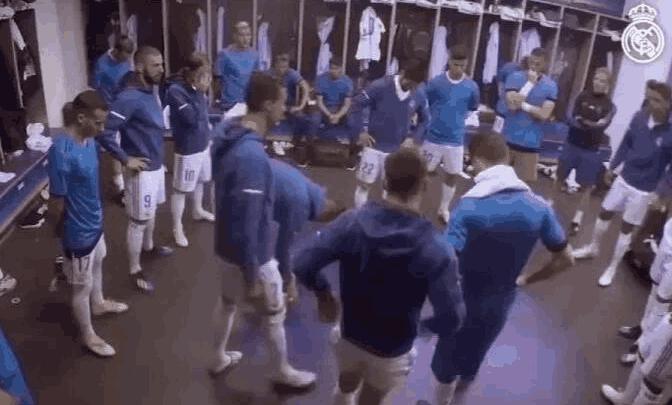 皇马公布C罗欧冠决赛前鼓舞士气照片!可惜