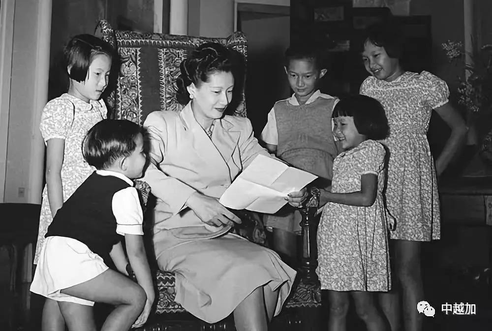 zt 越南末代皇后南芳的传奇人生:生前美惊世界,死时却无人知晓-10楼