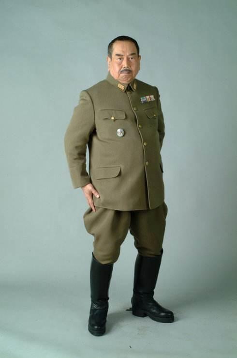 二战日军最胖的指挥官,体重竟然相当于一门平