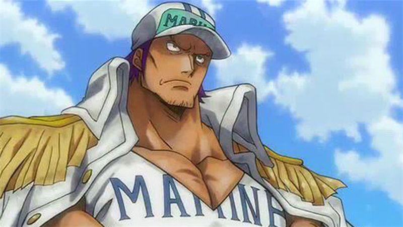 海贼王:卡普不愿交手的五大强者,2个比红发强,1个仅次于五老星