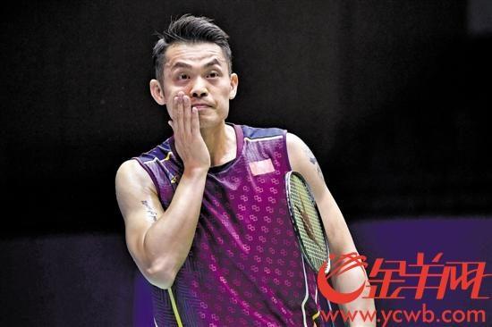 中國羽毛球公開賽諶龍險勝隊友過關 林丹首輪出局