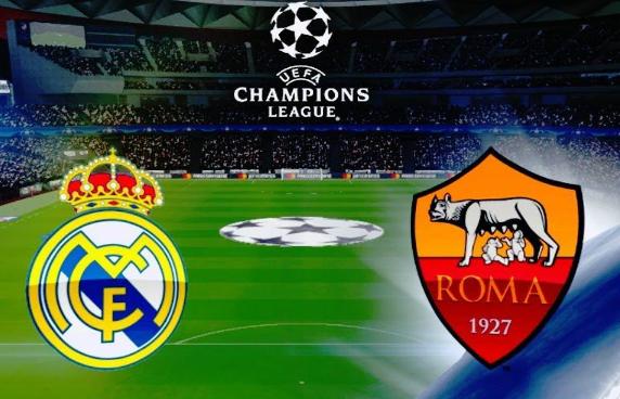 欧冠小组赛G组 皇家马德里VS罗马直播分