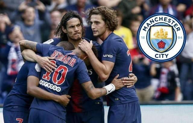 由于欧冠失利,巴黎圣日耳曼球星受到了曼城转会报价的诱惑