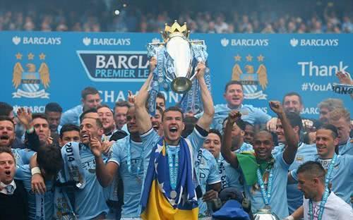 13年间只获2欧冠和1个足球先生,这样英超还算第一联赛?