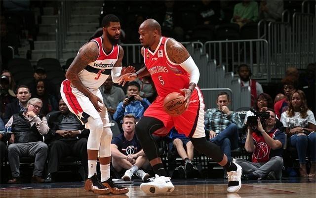 这就是CBA与NBA的差距!19记三分2