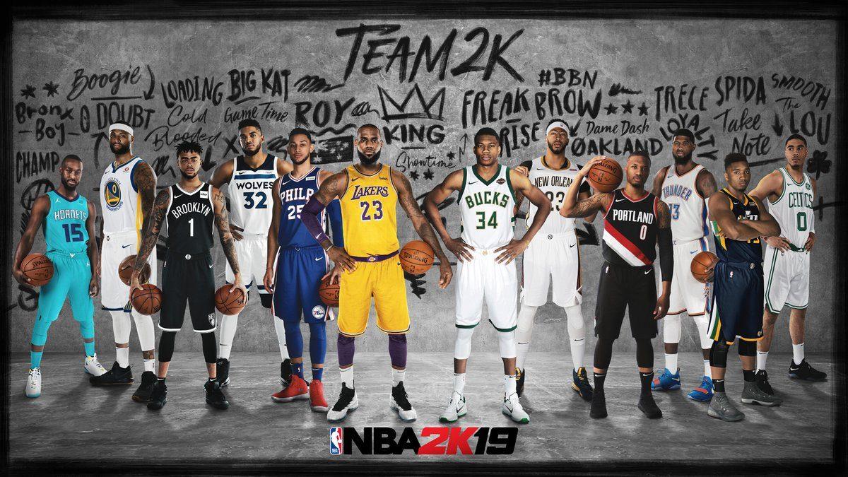 打不了NBA打CBA?NBA 2K19剧