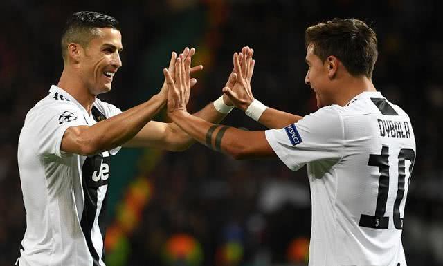 欧冠2场球荒难阻C罗巨星光芒 赛后1暖心
