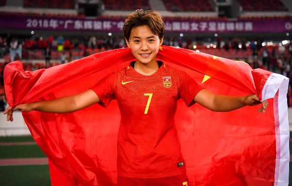 中国足球的金招牌!王霜欧冠首发造乌龙,助