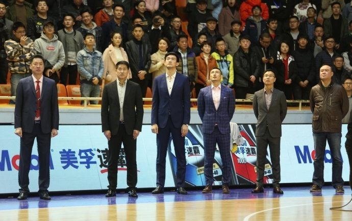 今晚CBA第6轮上演5场对决 广厦与广东