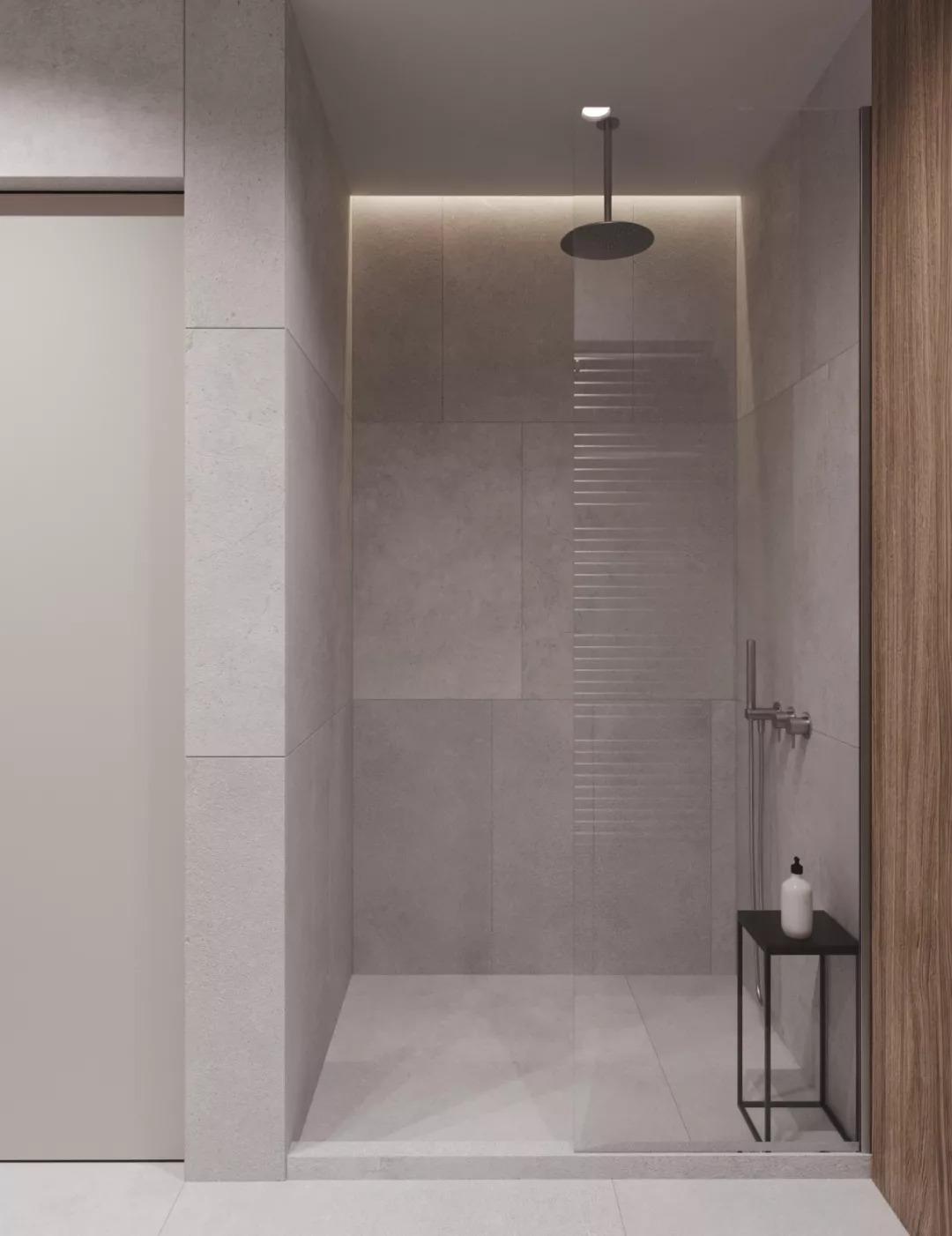武汉精致灰色系现代简约家装风格效果图
