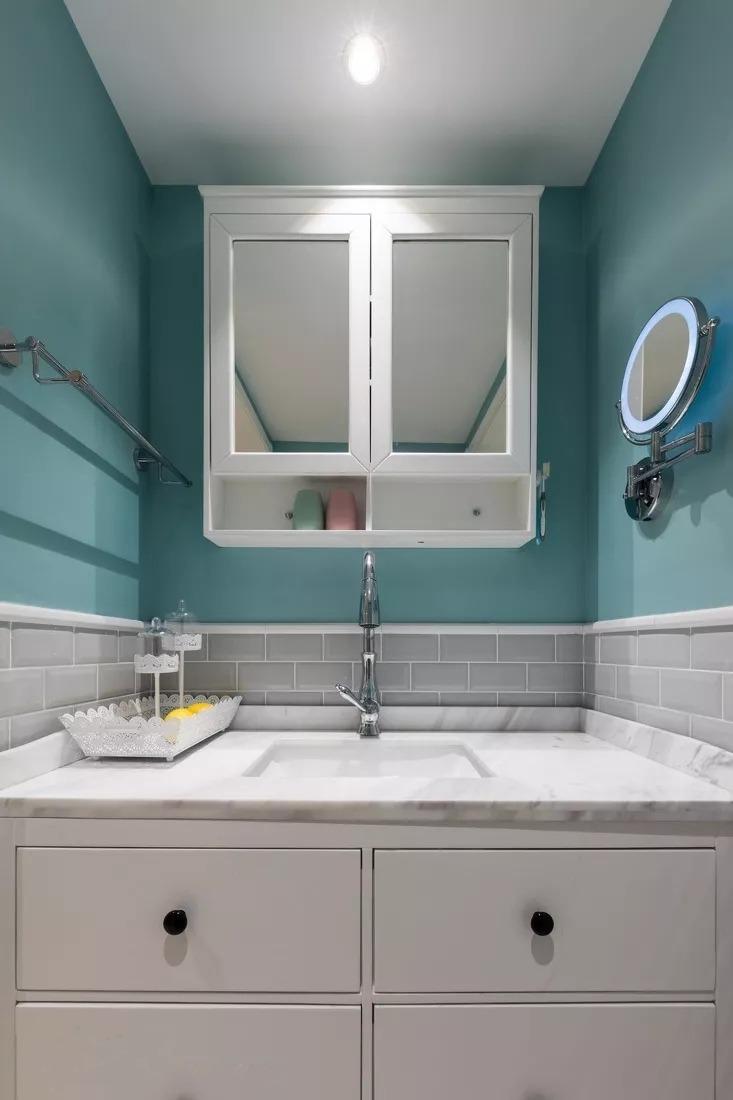 小户型卫生间装修效果