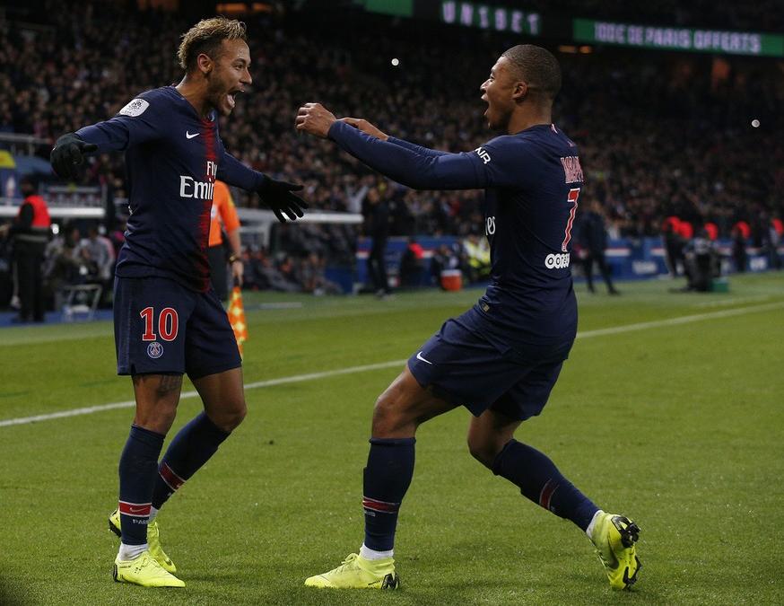 五大联赛最佳开局:创历史的巴黎,会在欧冠