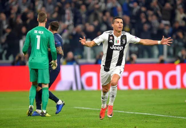 欧冠最新积分榜:C罗进球尤文遭曼联逆转,皇马曼城皆取大胜