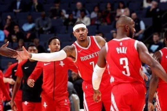犹如暮年马布里!安东尼成NBA头号失意者 也应来CBA自救?