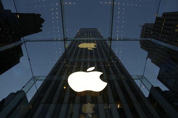 美股周一遭血洗:道指狂跌600点 苹果重挫5%