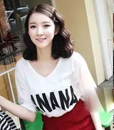 韩国短发蛋卷头发型,温暖系的发色散发阳光风