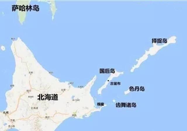 俄罗斯要把北方四岛给日本?俄日缓和的背后,是