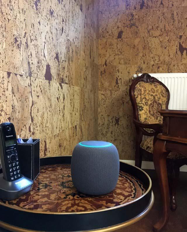华为AI音箱,专业素养的调音,实用的智能家居控制中心