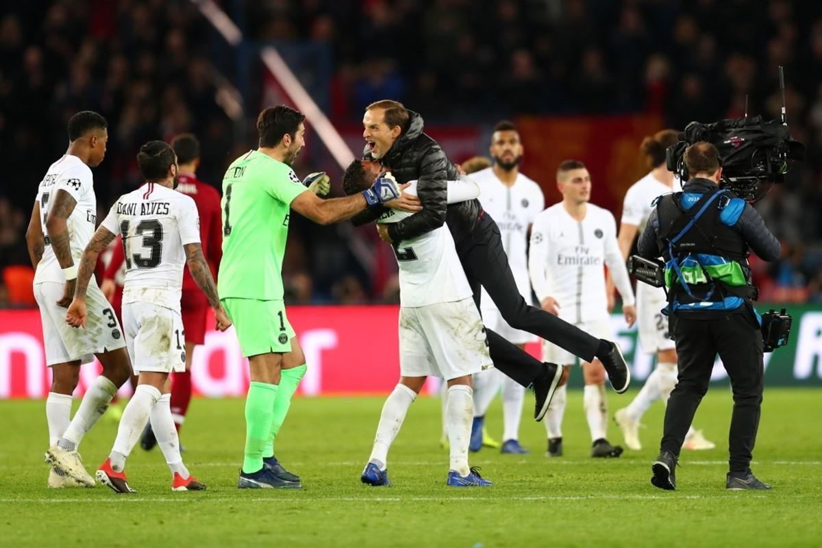 一场2-1让昔日欧冠之王遭遇64年耻辱 大巴黎强势证明自己