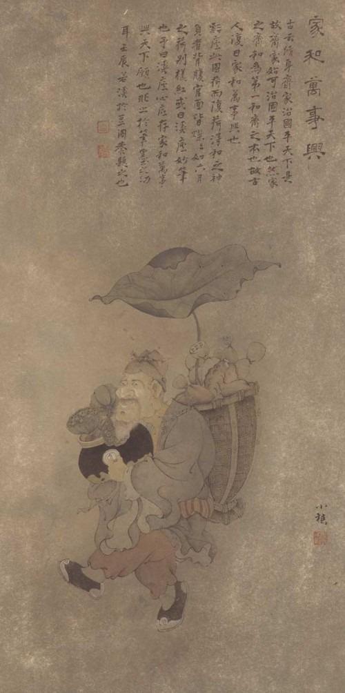 绘素澡心·金陵—王小椿中国画作品展