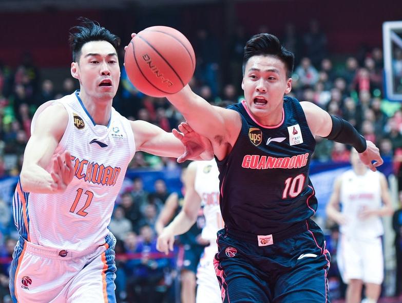 CBA第六周球员榜,广东三将上榜,郭艾伦