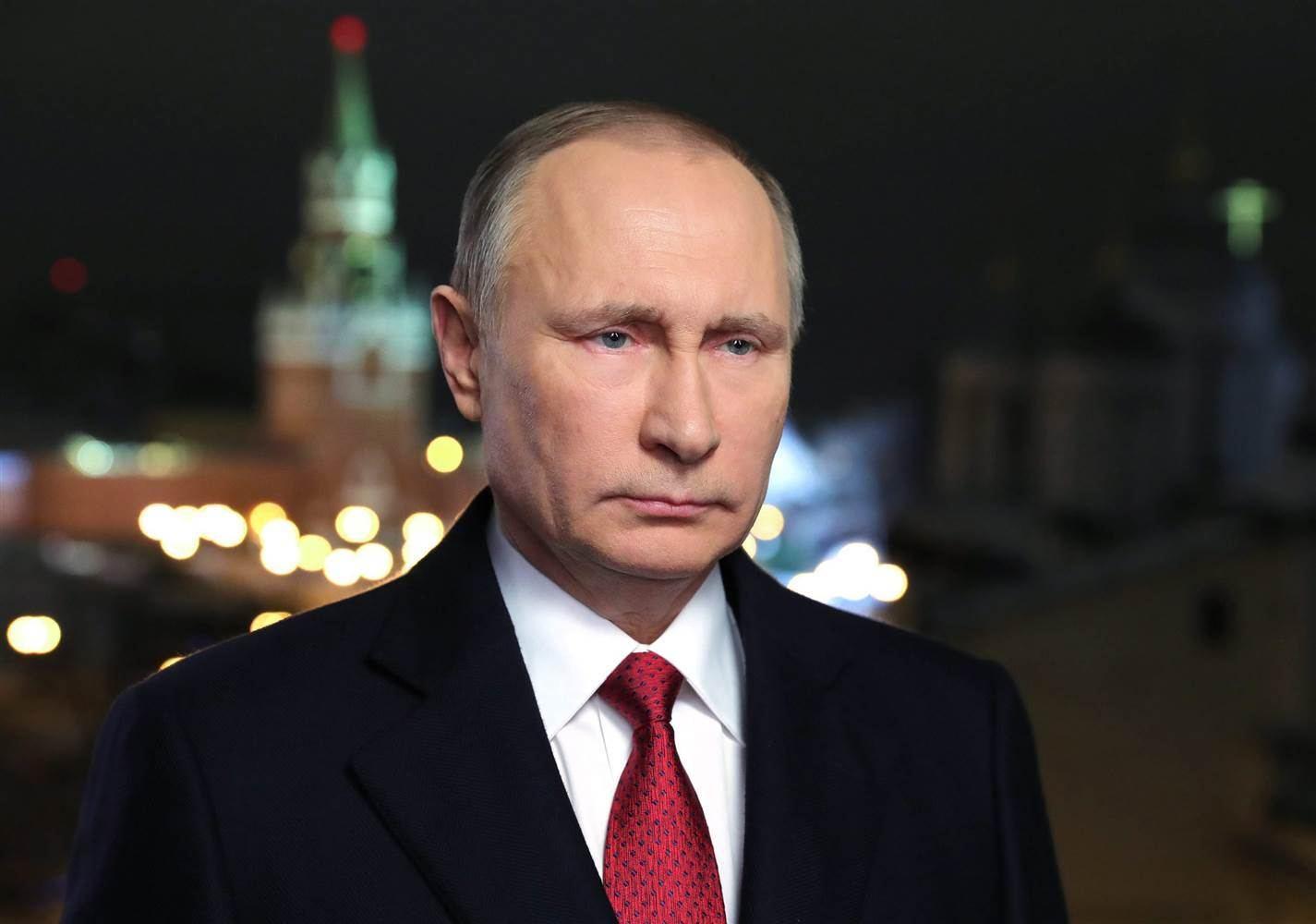 普京:2018年俄罗斯GDP增速为1.8%,黄金外汇储备达到4640亿美元