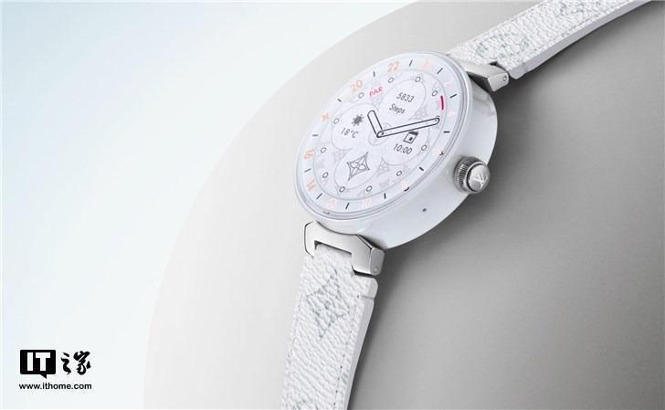 搭载骁龙3100,LV智能手表配置全面揭晓