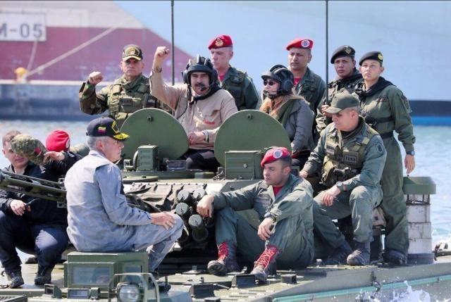 委內瑞拉反對派:重新考慮與俄關系,償還中國貸款,繼續出售原油