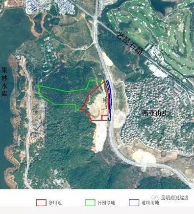 金兔地产时隔10年再战昆明东郊 果林湖东面新增一高端楼盘