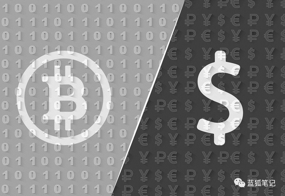 比特币的大规模采用会从根本上改变金融体系