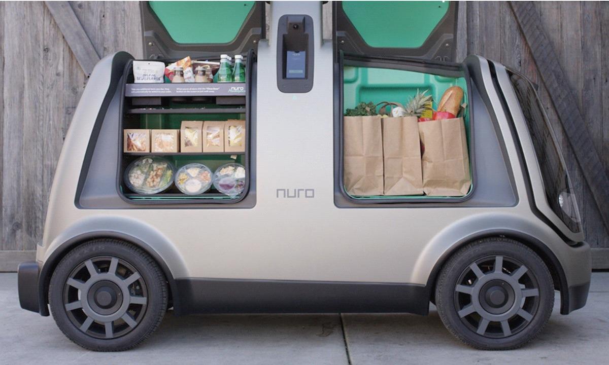 Nuro獲軟銀愿景基金9.4億美元投資,推出L4無人配送車助力自動駕駛配送服務