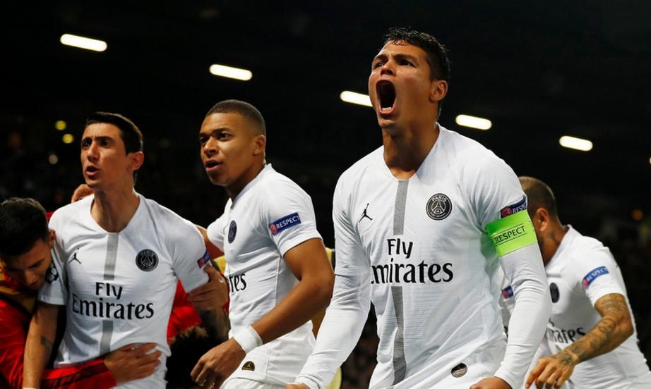 欧冠:曼联主场0-2不敌巴黎 姆巴佩破门