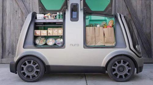 【自動駕駛】軟銀愿景基金向無人駕駛送貨企業Nuro投資9.4億美元