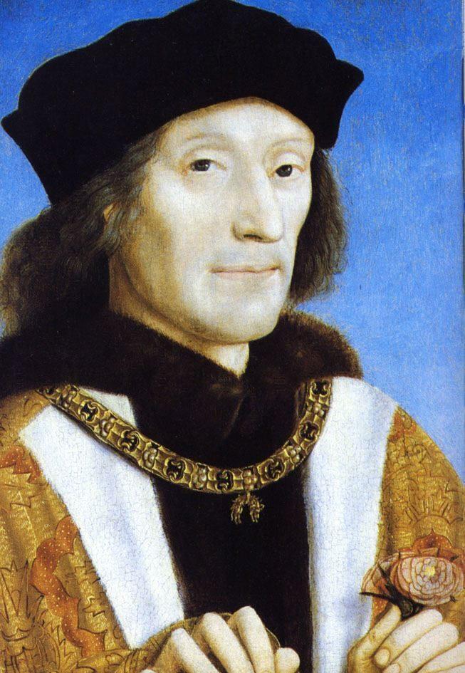 英国历史最后一个君主专制朝代--都铎王朝历代