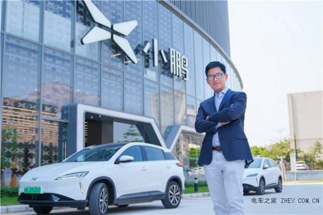 吴新宙博士加盟小鹏汽车,出任自动驾驶副总裁