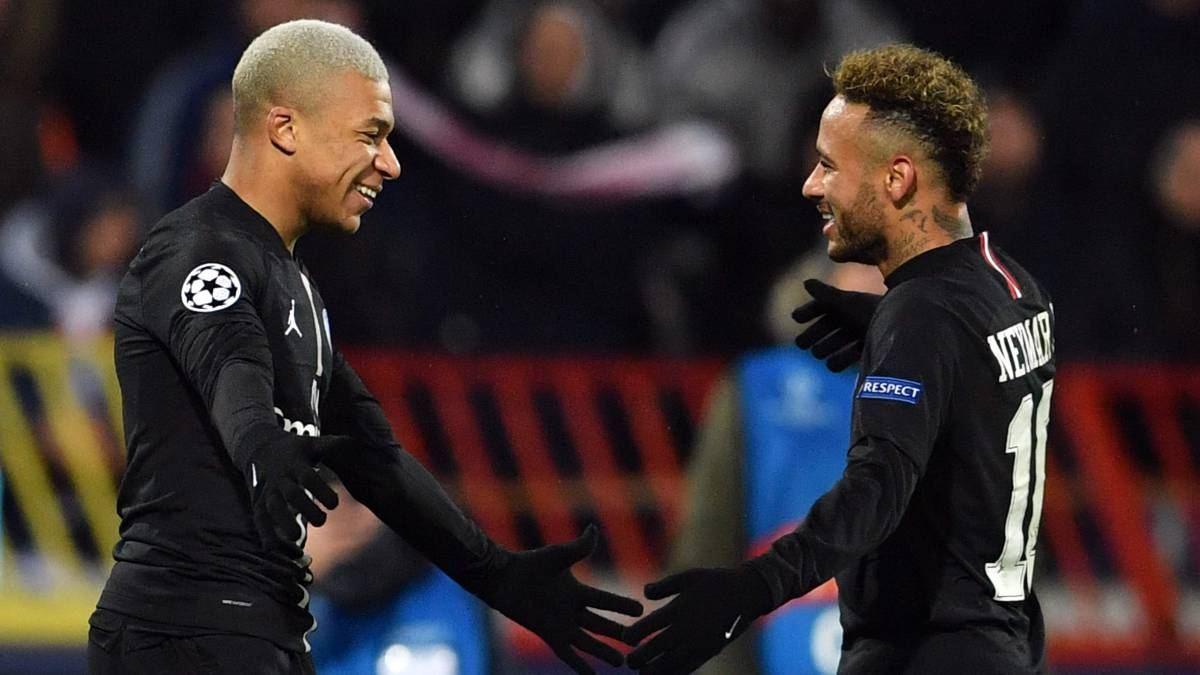 欧冠耻辱出局后,巴黎要卖6球星套现,2巨