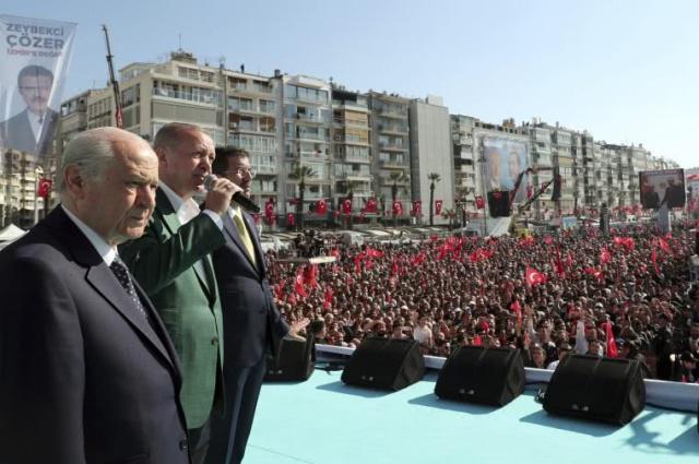 土耳其总统埃尔多安选举造势播放枪击视频,遭新西兰外长强烈谴责