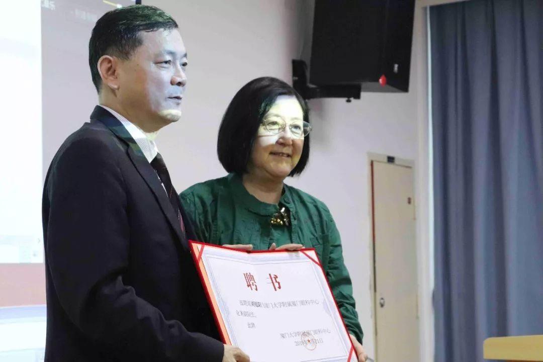 美国海伦凯勒成就奖获得者青光眼专家刘旭阳教授加盟厦门眼科中心